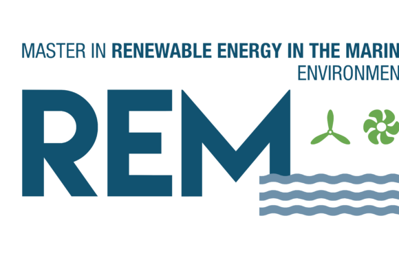 400 applicants from 67 countries for the second edition of the Erasmus Mundus Master's degree in Renewable Energy in the Marine environment (REM)
